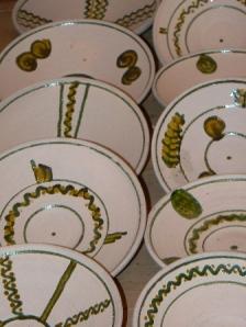 01 ceramica alba de Vladesti